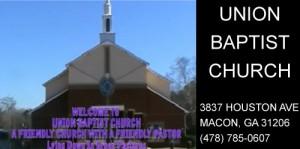 Union Baptist Church 1 Copy