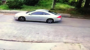 Shooting Suspect Car