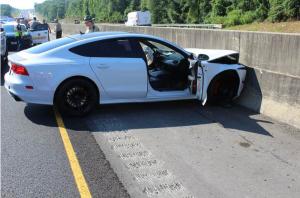 Audi Crash Monroe