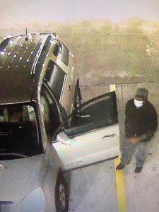 Suspect And Vehicle