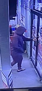Milledgeville Robbery
